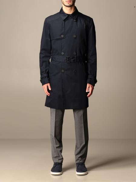 Trench coat men Hugo