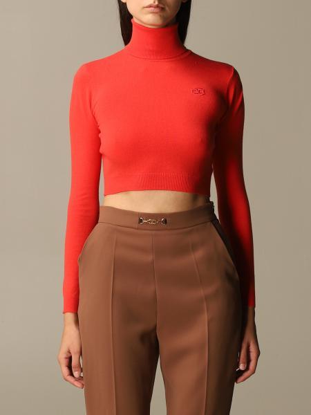 Sweatshirt damen Elisabetta Franchi