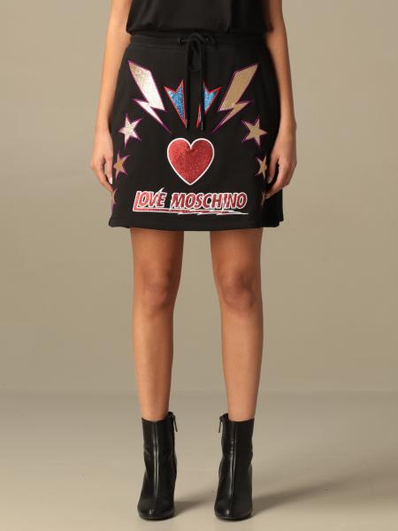 Rock damen Love Moschino