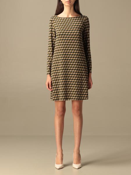 Maliparmi: Dress women Maliparmi