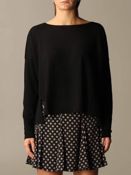 Maliparmi: Maliparmi basic crewneck sweater