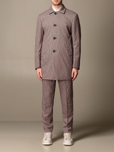 Trench coat men Alessandro Dell'acqua