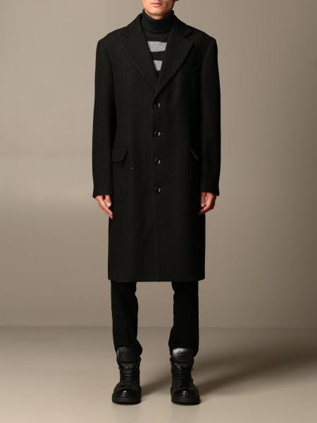 Alessandro Dell'acqua single-breasted coat