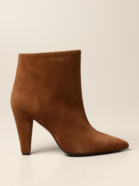 Anna F.: Flat ankle boots women Anna F.