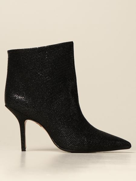 Ankle boot Anna F. glitter