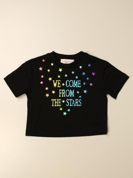 Alberta Ferretti kids: Alberta Ferretti Junior T-shirt with writing