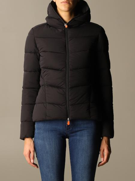 Save The Duck: Save The Duck hooded down jacket