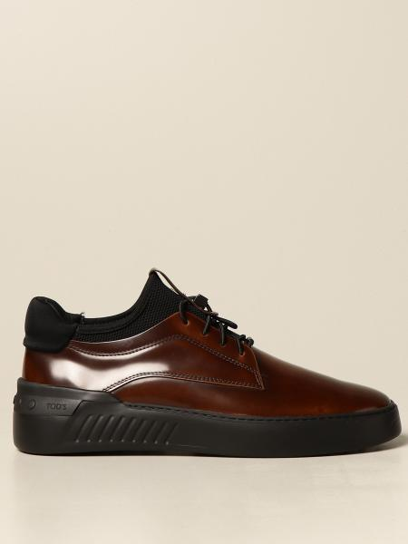 Sneakers Cassetta No code Tod's in pelle