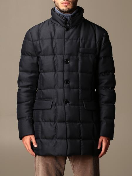 Quilted waterproof Fay down jacket