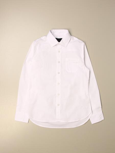 Jeckerson shirt in cotton with logo