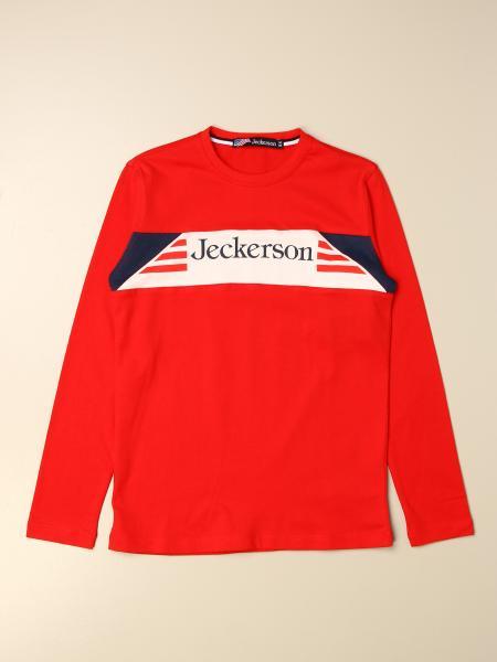 T-shirt Jeckerson con logo