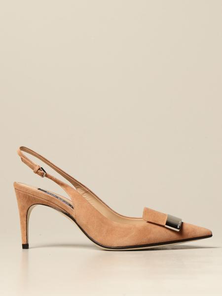 Туфли на каблуке Женское Sergio Rossi