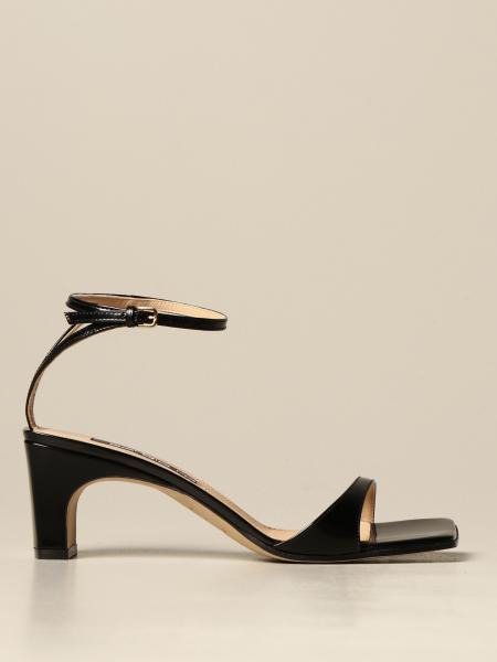Sergio Rossi: Sandalen mit absatz damen Sergio Rossi