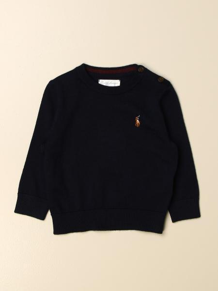Polo Ralph Lauren Kid sweater with logo
