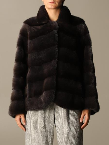 Fur coats women Marester