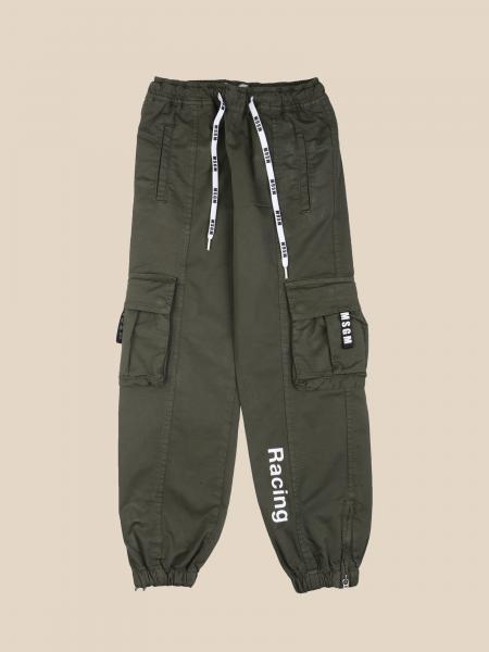 Pantalone bambino Msgm Kids