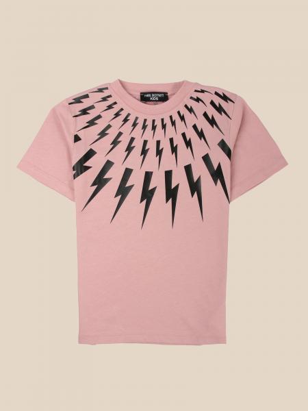 T-shirt bambino Neil Barrett