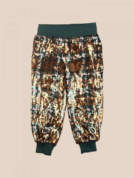 Alberta Ferretti kids: Alberta Ferretti Junior jogging trousers in sequins