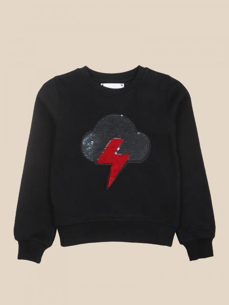 Alberta Ferretti kids: Alberta Ferretti Junior sweatshirt with cloud