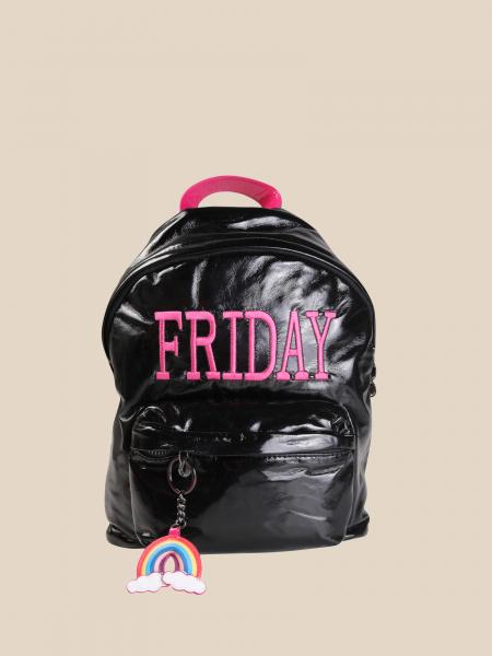 Alberta Ferretti Junior backpack with day of the week