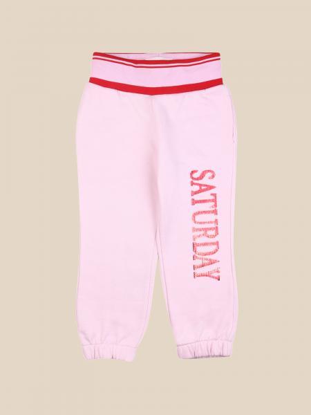 Alberta Ferretti kids: Alberta Ferretti Junior jogging trousers with logo