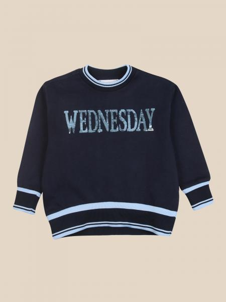 Alberta Ferretti kids: Alberta Ferretti Junior sweatshirt with day of the week
