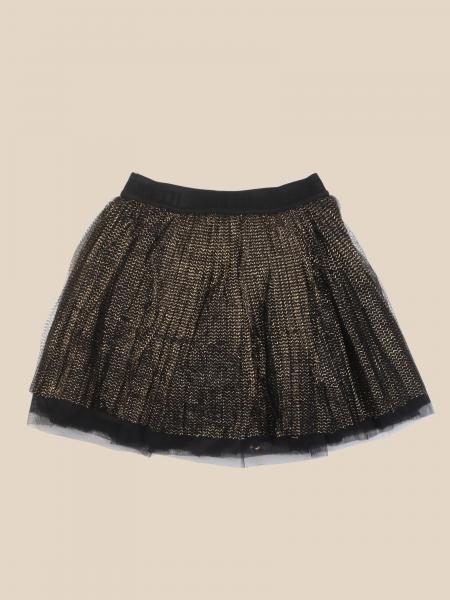 Alberta Ferretti kids: Alberta Ferretti Junior lurex skirt