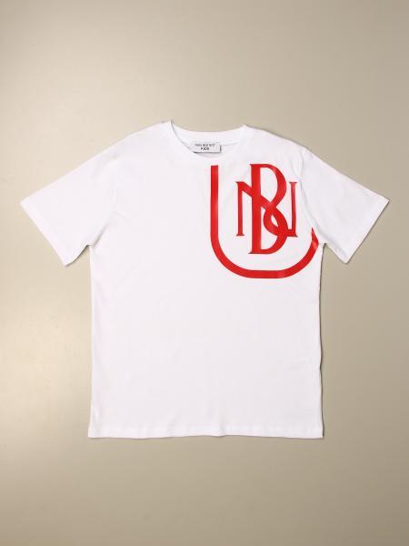 Neil Barrett: Neil Barrett t-shirt with big logo