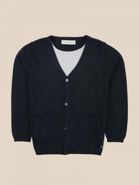 Manuel Ritz basic cardigan sweater