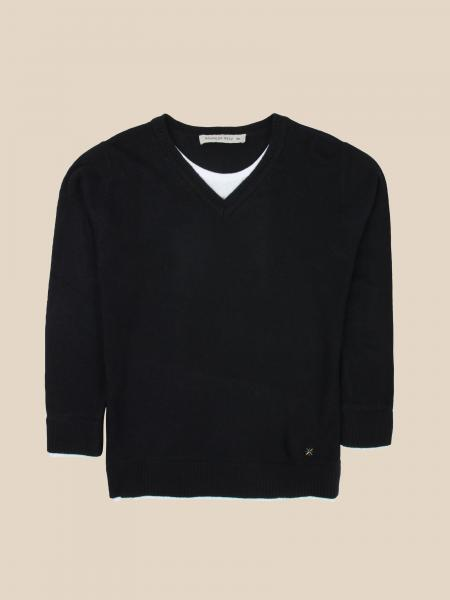 Manuel Ritz basic crewneck sweater
