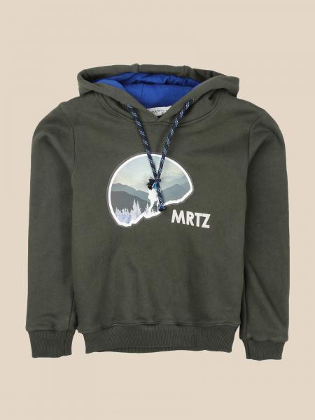 Felpa Manuel Ritz con logo