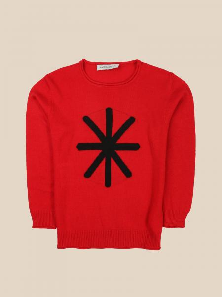 Manuel Ritz sweater with logo