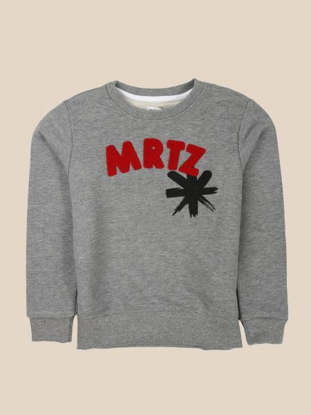 Manuel Ritz crewneck sweater with logo