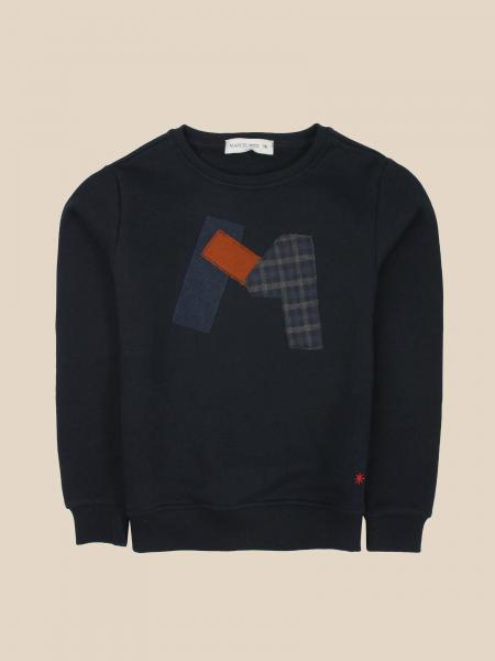 Manuel Ritz crewneck sweatshirt with logo
