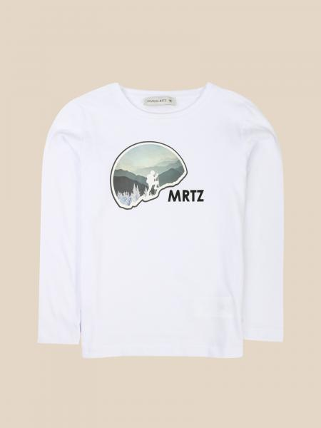Manuel Ritz T-shirt with contrasting print