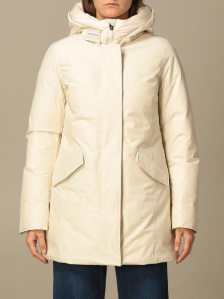 Woolrich: Woolrich hooded jacket