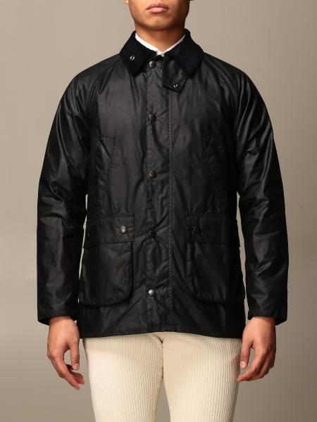Barbour: Giacca Barbour in tessuto spalmato
