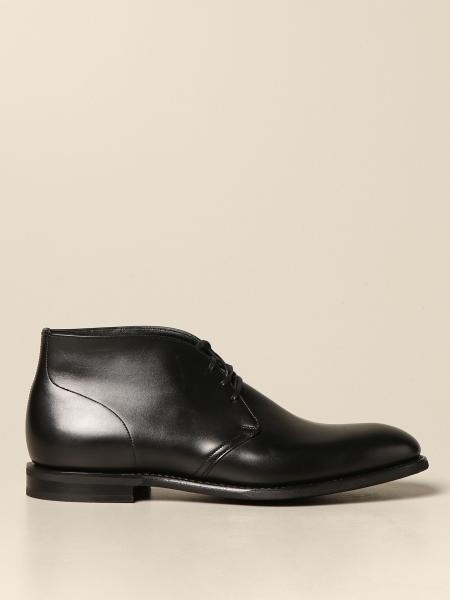 Church's ankle boot in calfskin