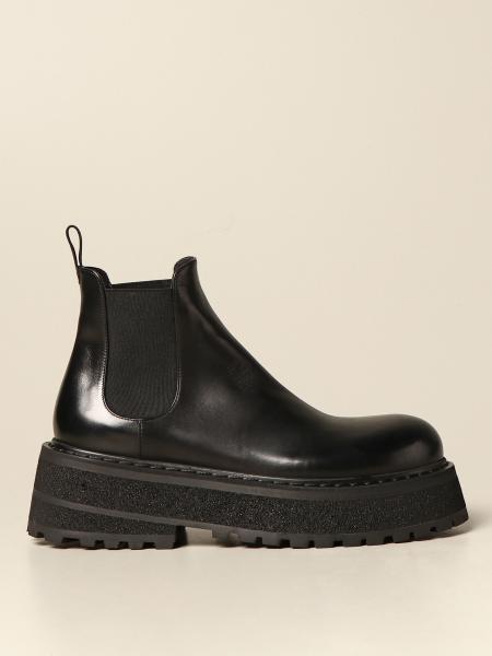 Marsèll Carretta leather ankle boot