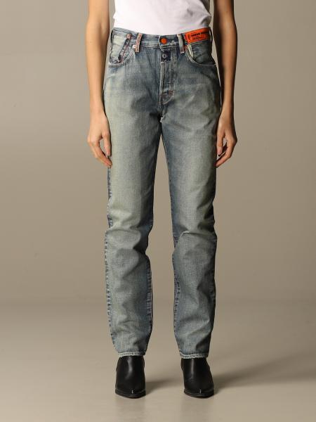 Jeans damen Heron Preston
