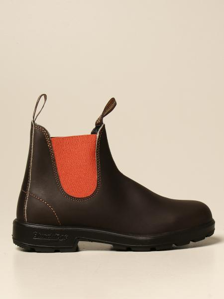 Blundstone: Blundstone slip on leather ankle boot