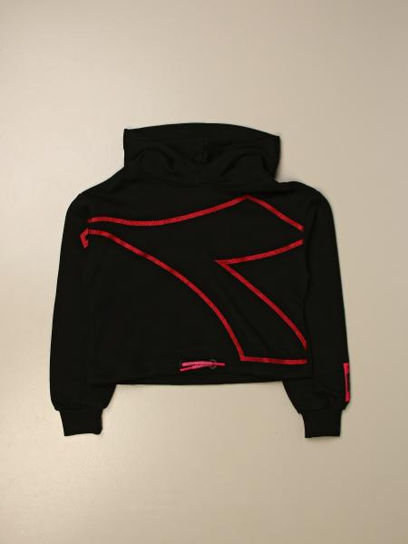 Diadora sweatshirt with big logo