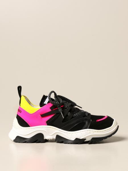 Multicolor Dsquared2 Junior sneakers