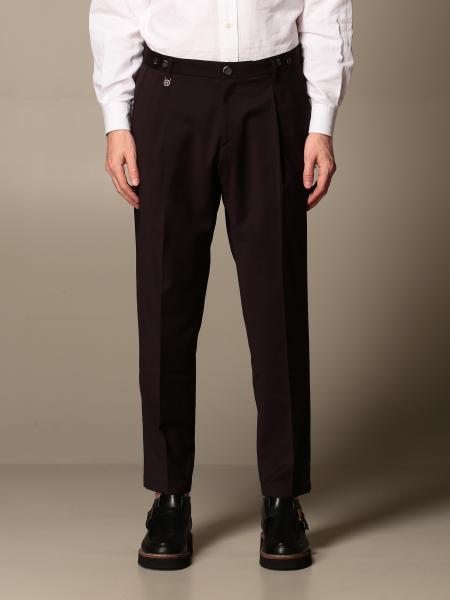 Havana & Co.: Pantalone Havana & Co. in misto lana vergine