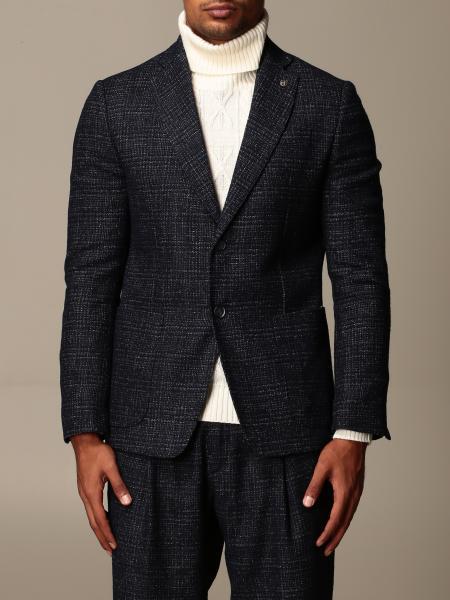 Havana & Co.: Havana & Co. single-breasted jacket in wool blend
