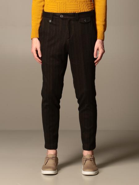 Havana & Co.: Pantalone Havana & Co. in misto cotone a righe