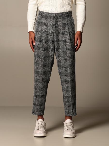 Havana & Co.: Pantalone a quadri Havana & Co.