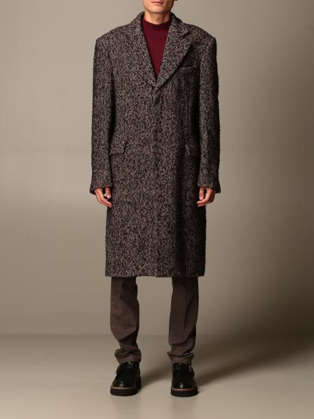 Classic Havana & Co. coat in wool blend