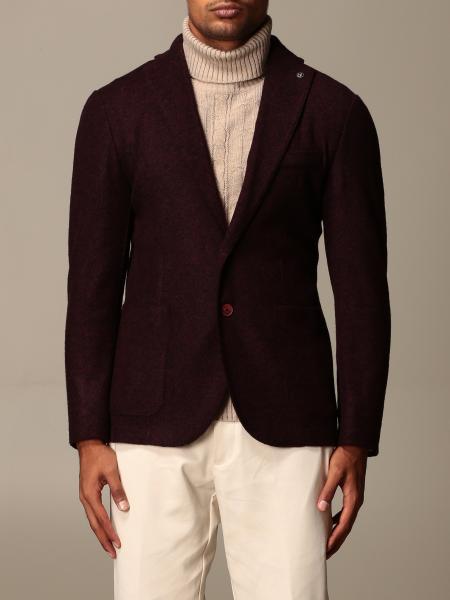 Giacca a monopetto Havana & Co. in misto lana