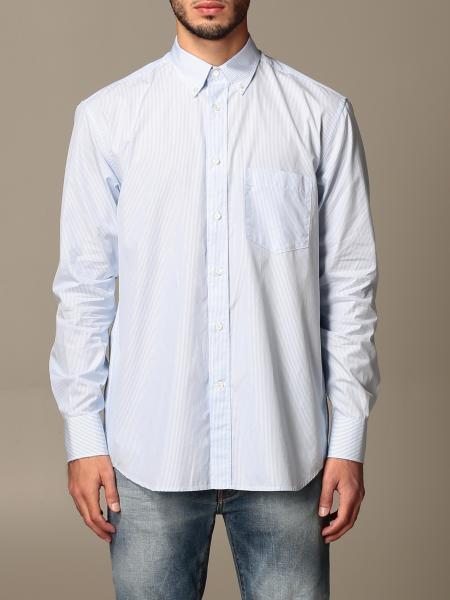 Mauro Grifoni: Mauro Grifoni basic shirt with long sleeves